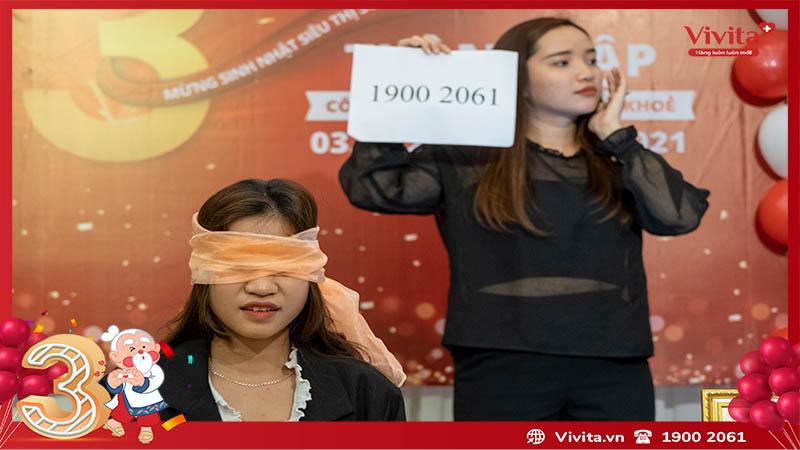 sinh nhật công ty siêu thị sông khỏe vivita 3