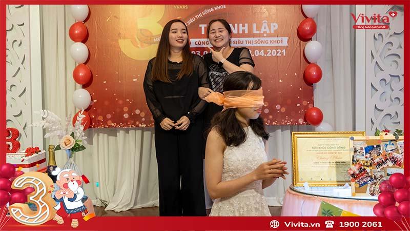 sinh nhật công ty siêu thị sông khỏe vivita 4