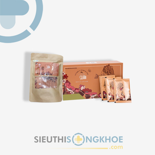 Cốm Herbslim - Sản Phẩm Hỗ Trợ Đào Thải Mỡ Thừa Nhanh Chóng