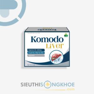 komodo liver