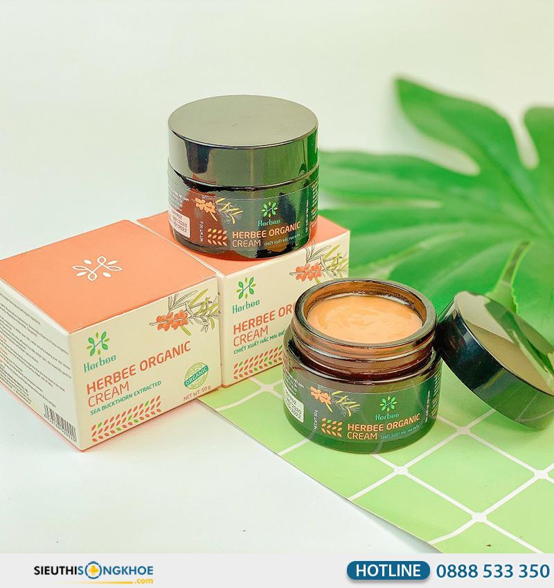 herbee organic cream